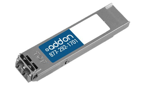 Addon-Networking Extreme 10302 Compatible SFP+ Transceiver - 10 Gigabit Ethernet (10302-AO)