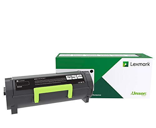 Lexmark B281000 Return Program Cartridge Toner, Grey