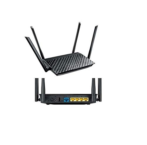 Asus RT-AC1200 Dual-Band 2x2 WiFi 4-Port Router