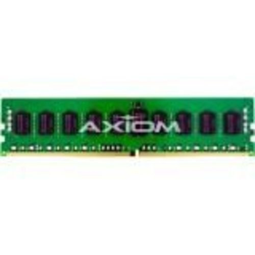 Axiom AX - DDR4 - 16 GB - DIMM 288-pin - 2400 MHz / PC4-19200 - CL17 - 1.2 V - registered - ECC