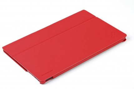 Lenovo 0A33905 ThinkPad Tablet 2 Slim - Protective case for web tablet - red - for ThinkPad Tablet 2