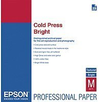 Epson Cold Press Bright Matte Inkjet Photo Paper 13