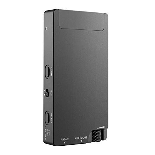 xDuoo Accessory XP-2 Portable Bluetooth and USB DAC Headphone Amplifier Black