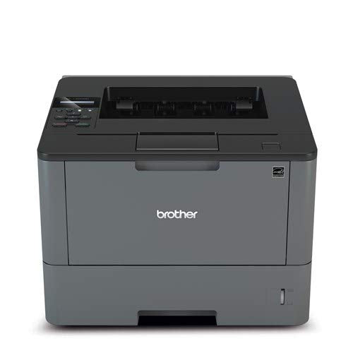 Open box Brother HL-L5000D Monochrome Business Laser Printer with Duplex Printing