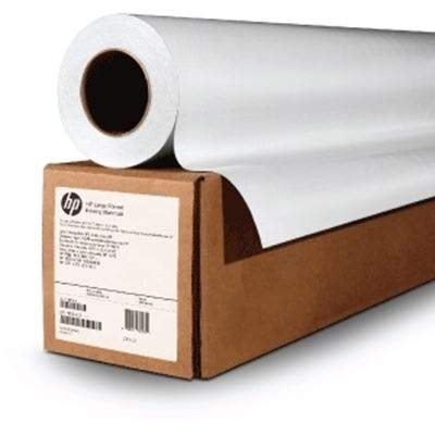 HP Q1414B Designjet Universal Heavyweight Paper, 6.1 mil, 42-Inch x 100 ft, White