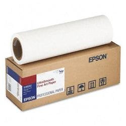 Epson Ultrasmooth Fine Art Paper - Paper - Cotton Rag Paper - Natural White - Ro