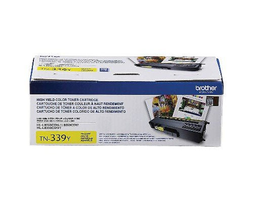 Brother TN339 Super High Yield Yellow Toner