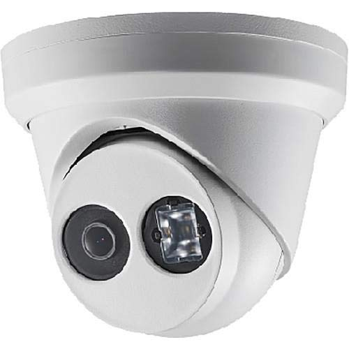 Hikvision Value Ds-2CD2323G0-I 2 Megapixel Network Camera - Color - 98.43 ft Night Vision - H.264+, Motion JPEG, H.264, H.265+, H.265-1920 X 1080-2.80 mm - CMOS - Cable - Turret - Pole Mount, Pend