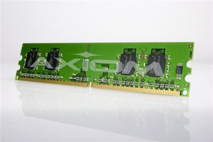 Axiom Pc3-10600 Unbuffered Non-ecc 1333mhz 2gb Single Rank Module - 2 Gb (1 X 2 Gb) - Ddr3 Sdram -