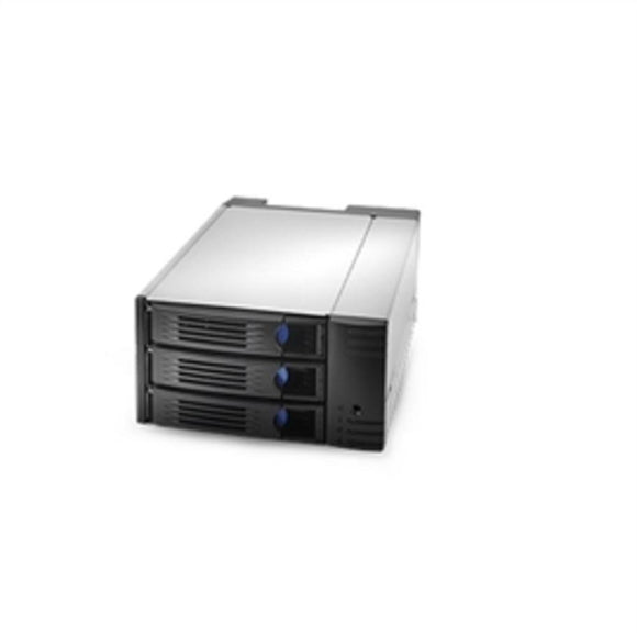 Chenbro Accessory SK32303T3 3Bay 3.5 Inch HDD Enclosure with 12GB/s SAS and SATA Backplane Brown Box