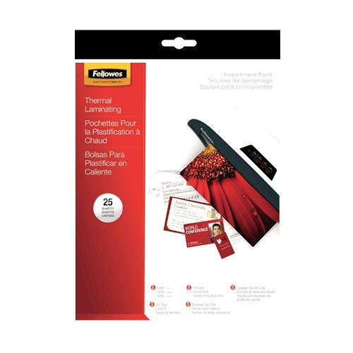 Fellowes Laminating Pouch 52018