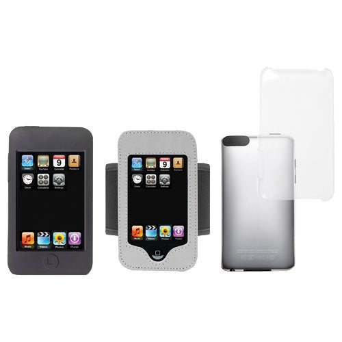 Open Box iTec iPod iTouch Protection Kit (T1582)