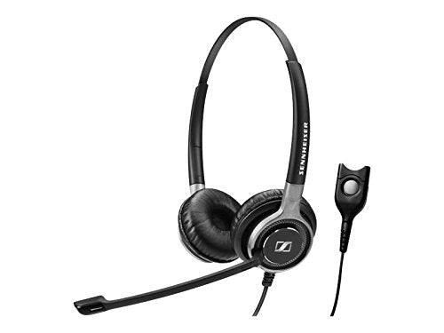 Sennheiser Century SC 660 Premium Dual-Sided Wired Headset (504557)