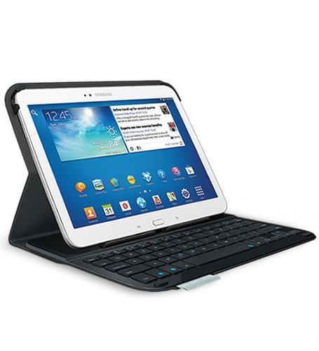 Open Box Logitech Ultrathin Keyboard Folio for 10.1-Inch Samsung Galaxy Tab 3