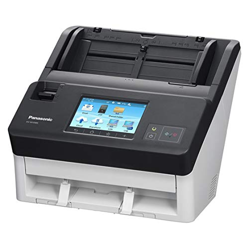 Panasonic Kv-n1058x Sheetfed Scanner - 600 Dpi Optical - 24-bit Color - 65 Ppm (Mono) - 65 Ppm (col
