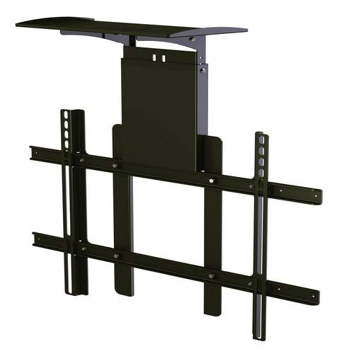 Peerless SmartMount ACC-VCS - Mounting Component (Shelf) for Camera - Steel - Black Powder Coat - cart mountable, Stand mountable
