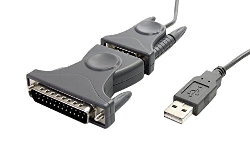 USB to RS-232 DB9 Adapter