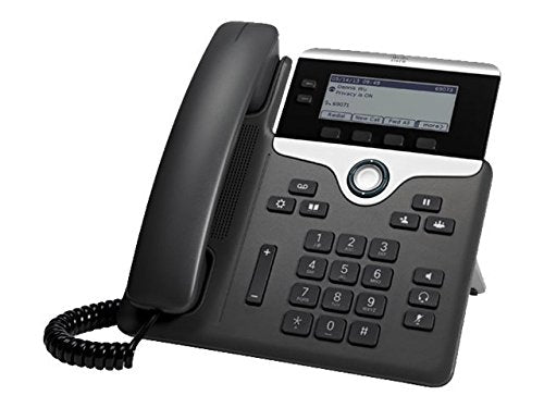 Cisco IP Phone CP-7821-K9 Charcoal