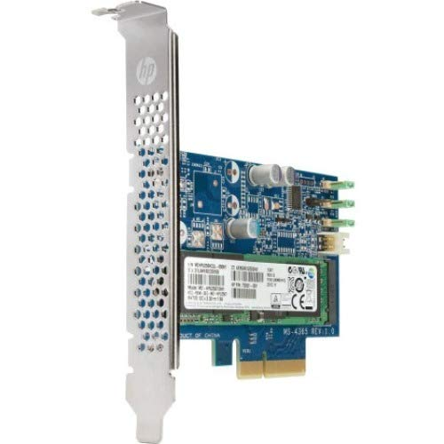 HP Z Turbo Drive 512 GB Internal Solid State Drive - PCI Express - Plug-in Card - 1.17 GB/S Maximum Read Transfer Rate - 930 MB/S Maximum Write Transfer Rate