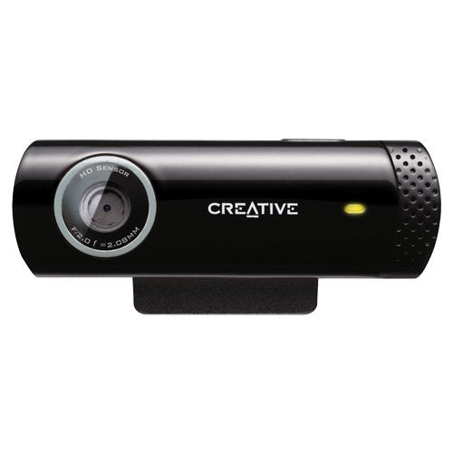 Creative Labs Live! Cam Chat - Web camera - color - USB
