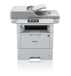 BROTHER MFCL6900DW Wireless Monochrome Printer with Scanner, Copier & Fax