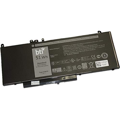 Battery for Dell Latitude E5450 E5550