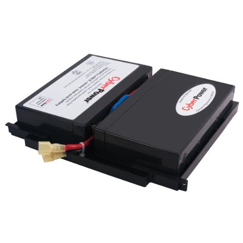 CyberPower RB0670X2 Replacement Battery Cartridge, Maintenance-Free, User Installable