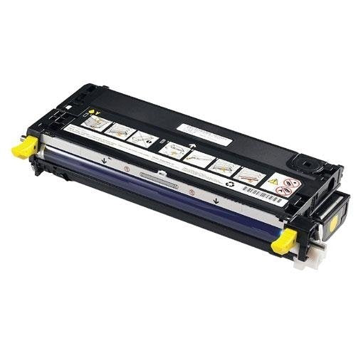 Dell 3115CN Standard Yellow Toner (4000 Yield)
