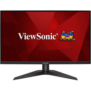 ViewSonic VX2758-2KP-MHD 27 Inch Frameless WQHD 1440p 144Hz 1ms IPS Gaming Monitor with FreeSync Eye Care HDMI and DisplayPort