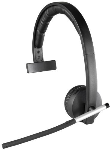 Logitech Wireless Headset,DECT spectrum