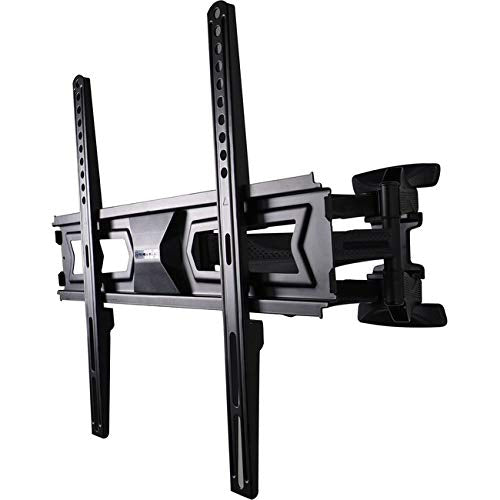 PREMIER MOUNTS - Low-Profile Single Stud Dual ARM SWING65