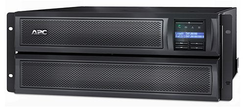 Smart-Ups X 3000va 208v Short Depth Tower/Rack Convertible LCD