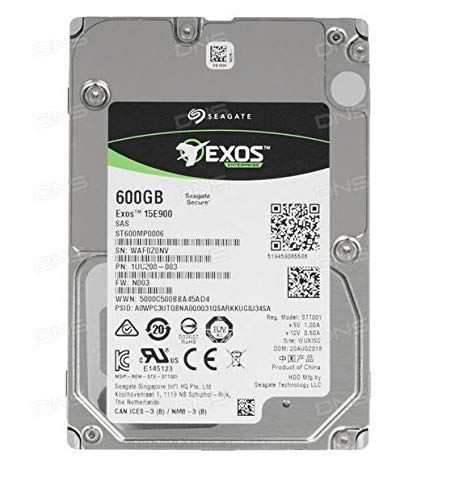 Seagate ST600MP0136 Hard Drives 600 256 MB Cache 2.5