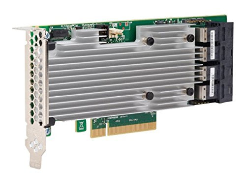 LSI Logic Controller Card 05-25708-00 9361-16i 16Port MegaRAID PCIe 3.0 12Gb/s SAS Retail