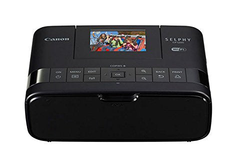 CP1200 Mobile and Compact Printer in Black