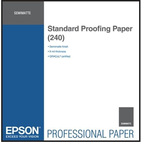 44inx100ft Roll Standard Proofing Paper (240)