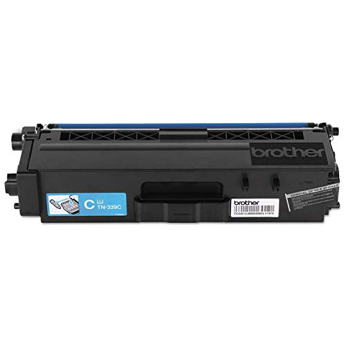 Brother TN339C Toner Cartridge - Cyan