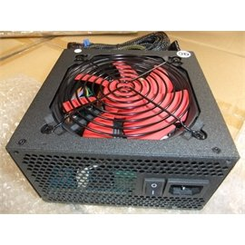 Epower Technology 103824 Epower Power Supply Ep-600pm 600w Atx12v 2.3 Single 120mm Cooling Fan Bare