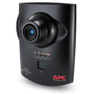 APC 2BC3017 NetBotz Room Monitor 355 Security Camera