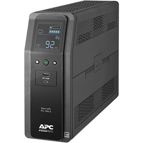 APC UPS Sinewave UPS Battery Backup & Surge Protector