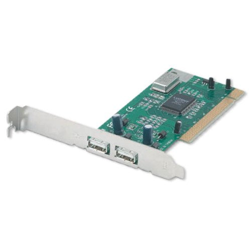 Mercury USB 2 Port PCI Card