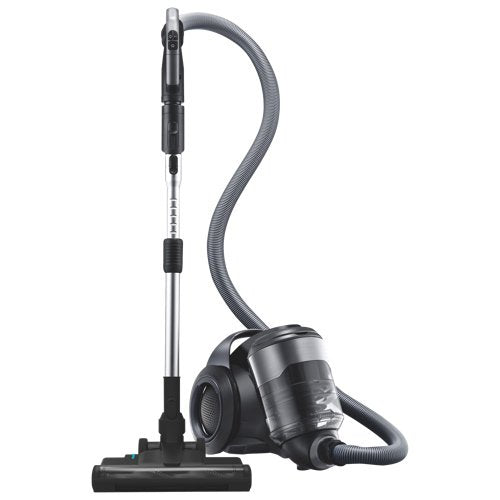 Open Box Samsung Motion Sync Bagless Vacuum Cleaner VC12F70PRJC/AC