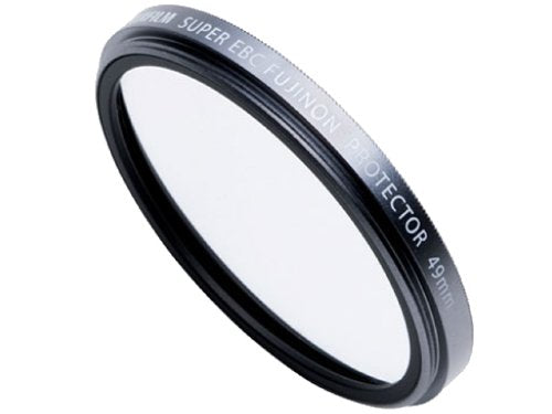 Fujifilm Camera Lens Filter PRF-49S Protector Filter (49mm)