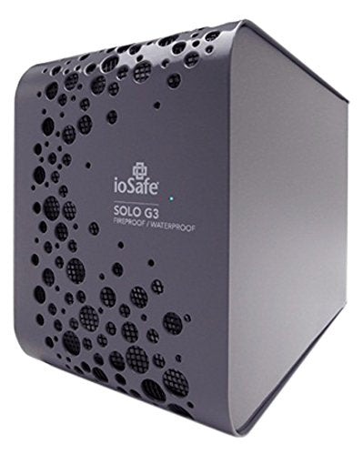 Solo G3 USB 3.0 2tb HDD 1yr DRS Fireproof/Waterproof Ext HDD