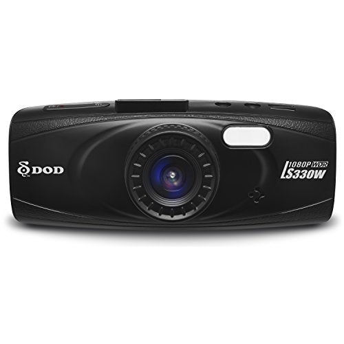Open Box DOD TECH LS Series LS330W Full HD Dash Camera Car DVR with WDR Technology