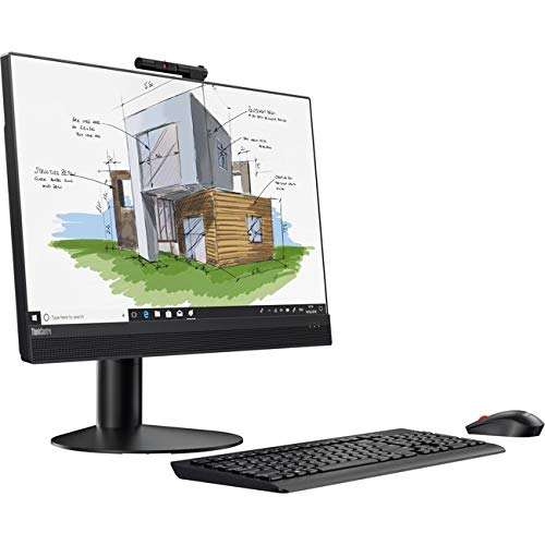 Lenovo ThinkCentre M920z 10S6002AUS All-in-One Computer - Core i7 i7-8700 - 8 GB RAM - 256 GB SSD - 23.8