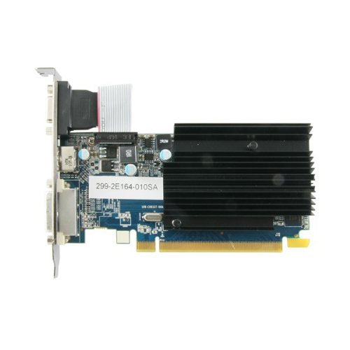 Refurbished Sapphire Radeon Hd 6450 1 GB DDR3 Hdmi/Dvi-D/Vga PCi-Express Graphics Card 100322L
