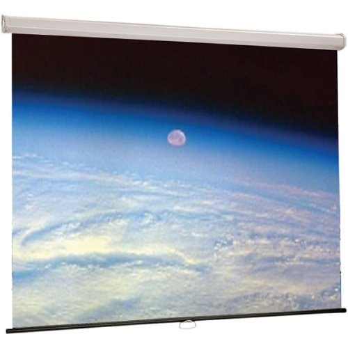 DRAPER 207167 Draper 207167 New 109IN DIAG LUMA MANUAL SCREEN PERP WALL CEILING