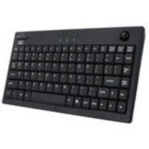 Adesso 2BF7771 AKB-310UB Mini Trackball Keyboard