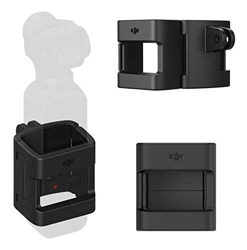DJI Osmo Pocket Accessory Mount Flexible, Black (CP.OS.00000005.01)